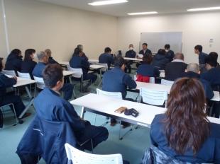画像:平成28年12月社内安全会議開催1