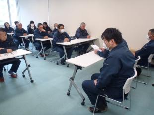 画像:平成28年12月社内安全会議開催4