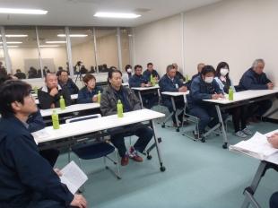 画像:平成29年2月社内安全会議4