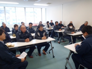 画像:平成29年12月度社内安全会議開催3
