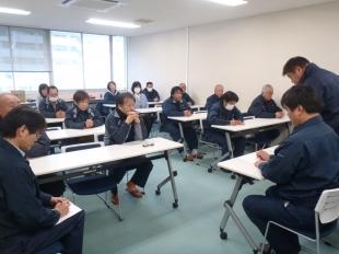 画像:平成30年1度社内安全会議開催3