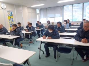 画像:平成30年1度社内安全会議開催4